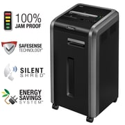 Fellowes Powershred 225Ci 100% Jam Proof Cross-Cut Shredder (3825001)