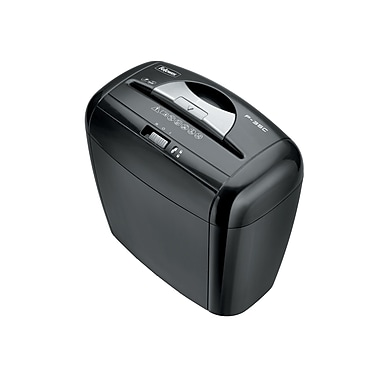 Fellowes® Powershred® P-35C Cross-Cut Personal Shredder (3214101)
