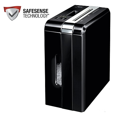 Fellowes® – Déchiqueteur à coupe en fragments Powershred® DS-1200Cs, 12 fe