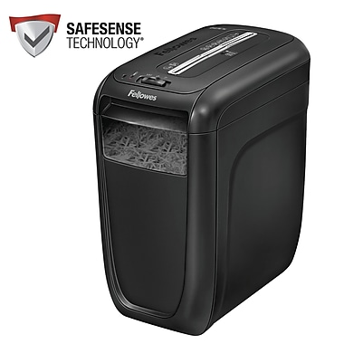 Fellowes® Powershred® 60Cs 10-Sheet Cross-Cut Shredder (4606004)