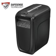 Fellowes Powershred 60Cs 10-Sheet Cross-Cut Shredder (4606004)