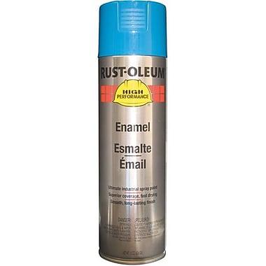 Rust-Oleum® Aerosol Rust Preventive Enamel, Safety Blue 15oz (V2124838)
