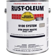 Rust-Oleum® DTM Epoxy Mastic Base Paint, Safety 1gal (9144402)