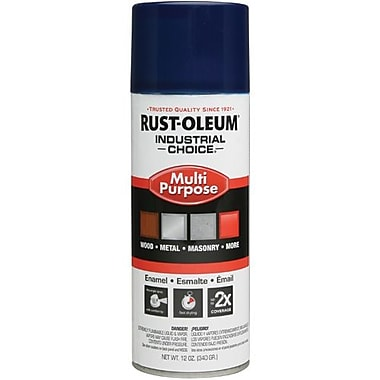 Rust-Oleum® Enamel Spray Paint Regal Blue 12oz (1622830)
