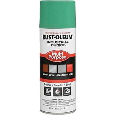 Rust-Oleum® Enamel Spray Paint Safety Green 12oz (1633830)