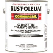 Rust-Oleum® DTM Alkyd Enamel Maintenance Paint Gloss 1gal (255554)