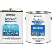 Rust-Oleum® Never Wet Base & Top Coat Kit 2gal (277248)