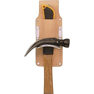 Kuny's™ Leather Hammer & Knife/Tool Holder (HM-216)