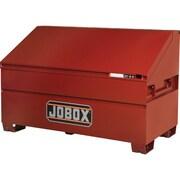 JoboxMD – Coffre avec couvercle incliné, 60 x 30 x 39 1/2 (1-680990)
