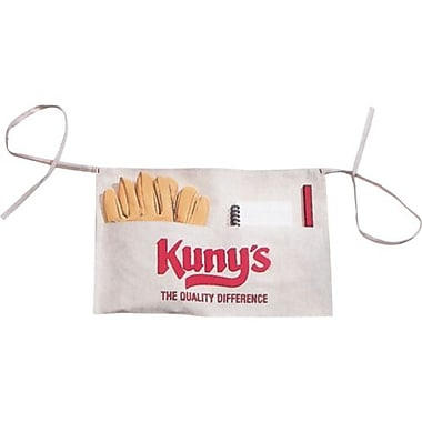 Kuny's™ Leather Canvas Apron (AP-504)
