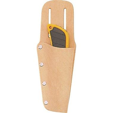 Kuny's Leather – Porte-pinces et couteau utilitaire, beige (PL-21)