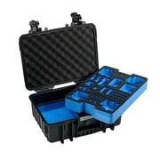 B&W Polypropylene Outdoor Storage Case, Black (4000/B/GOPRO)