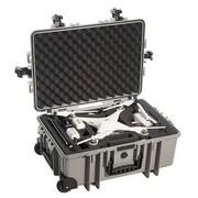 B&W Polypropylene Outdoor Storage Case, Black (6000/B/DJI3)