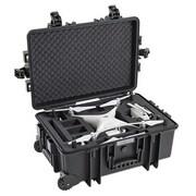 B&W Polypropylene Outdoor Storage Case, Black (6700/B/DJI4)