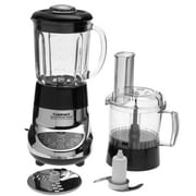 Cuisinart® SmartPower 48 oz. Refurbished Duet Blender and Food Processor, Chrome (BFP-703CHFR)