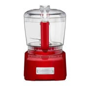 Cuisinart® Elite Collection 4-Cup Refurbished Chopper/Grinder, Metallic Red (CH-4MRFR)