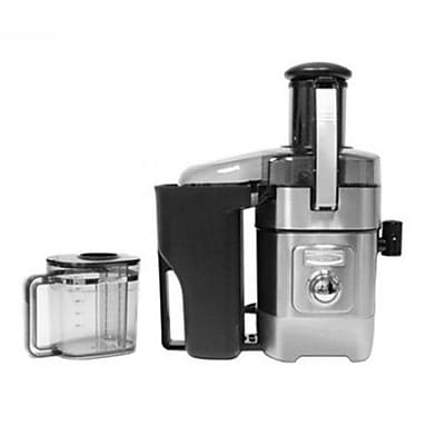 Cuisinart® CJE-1000FR 5- Refurbished Speed Juice Extractor, Silver