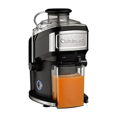Cuisinart® CJE-500BWFR Refurbished Compact Juice Extractor, Black
