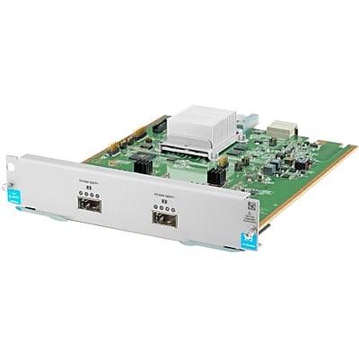 HP® J9996A Expansion Module Compatible with 5406R zl2, 5406R-44G-PoE+/2SFP+ v2 zl2, 5406R-44G-PoE+/4SFP v2 zl2