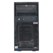 Lenovo® System x3100 M5 8GB Intel Xeon E3-1231 v3 Mini-Tower Server, 5457EFU