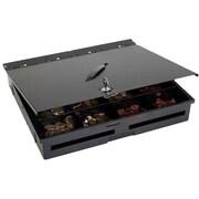 mmf valu line locking till cover for 16 x 16 cash drawer