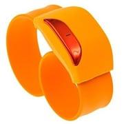 "Moff Wrist Smart Band, 2"" x 2"" x 1"", Orange (1001)"