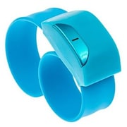 """Moff Wrist Smart Band, 2"""" x 2"""" x 1"""", Blue (1002)"""