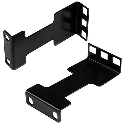 StarTech.com® Mounting Adapter Kit for Server Rack, Black (RDA1U)