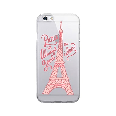 OTM Essentials Artist Prints Paris AAGI Pink iPhone 6/6s Plus (OP-IP6PV1CLR-ART02-32)