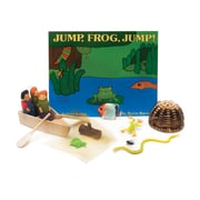 Primary Concepts Jump, Frog, Jump! 3-D Storybook, Paperback (1562)