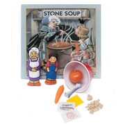 Primary Concepts Stone Soup 3-D Storybook, Paperback (1527)