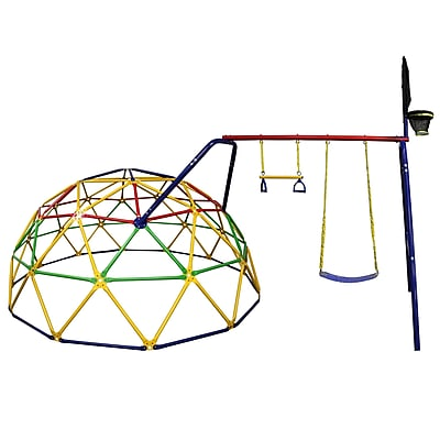 Skywalker Sports Geo Dome Climber Swing Set