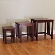DonnieAnn Company Hollydale 3 Piece Nesting Tables