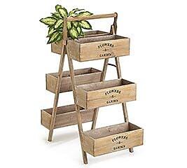 BurtonBurton Rectangular Plant Stand