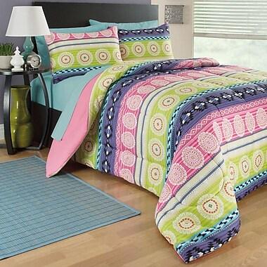 Josh & Posh Kidz Gypsy 3 Piece Comforter Set; Twin