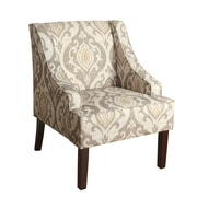 HomePop Finley Home Suri Swoop Armchair