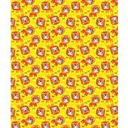 Island Girl Home Kids King Lion Fleece Throw Blanket