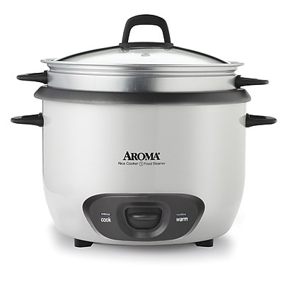 Aroma 6-Cup Pot Rice Cooker WYF078279203605