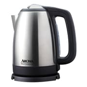 Aroma 1.7 Liter Stainless Steel Electric Tea Kettle