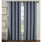 Window Elements Curtain Panels (Set of 2); Navy