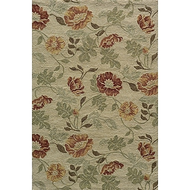 Momeni Veranda Sand Outdoor/Indoor Area Rug; 8' x 10'