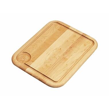 Elkay 16'' x 13'' Hardwood Cutting Board