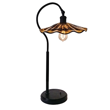 Dale Tiffany Burnt Sienna 26'' Table Lamp