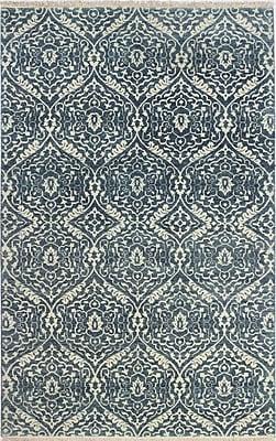Bashian Rugs Heirloom Hand-Knotted Azure Area Rug; 8'9'' x 11'9''