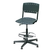 BEVCO Springdale Light Drafting Chair; Glides