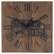 Ashton Sutton Wooden Wall Clock