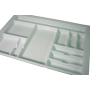 Vance Industries Trimmable Flatware Drawer Organizer