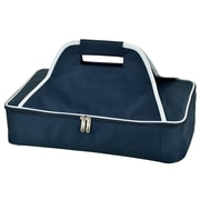 Picnic At Ascot Bold Insulated Casserole Carrier; Bold Blue