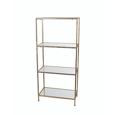 Privilege Iron 49'' Bookcase