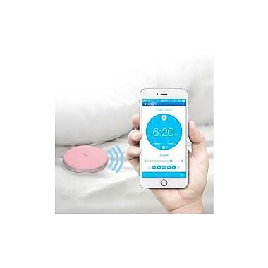 iLuv – Réveille-matin par vibration SmartShaker, rose, (SMSHAKERPN)